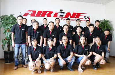 AIRONE团队风采